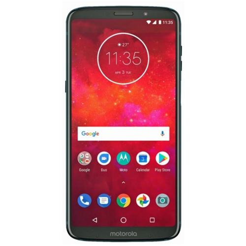 Motorola Moto Z3 Play 2018
